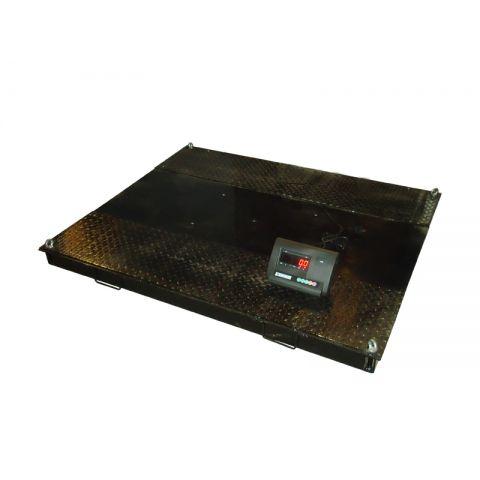 Весы товарные электронные  ВЭСТ – 5000А12E