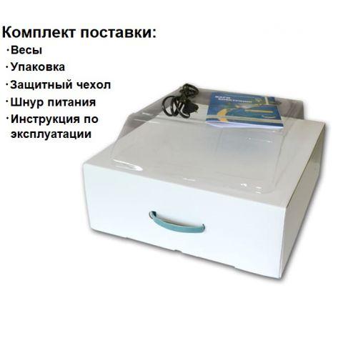 Ваги торгові настільні електронні ВТНЕ-15Т1-2