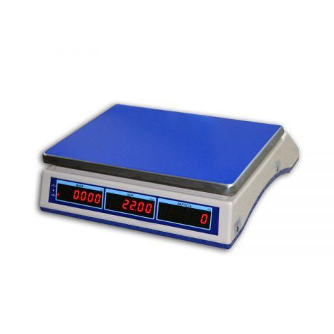 Весы торговые настольные электронные ВТНЕ/1-30Т1
