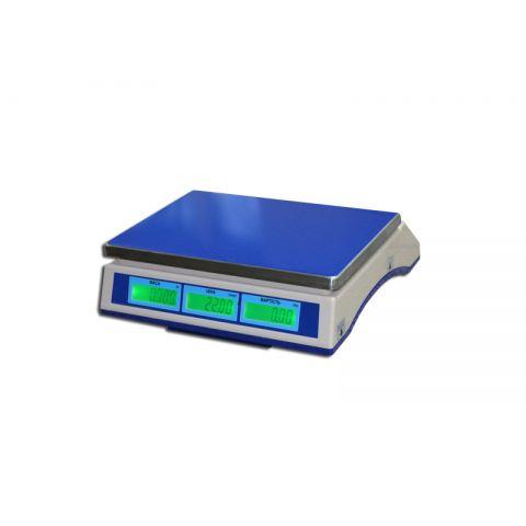 Весы торговые настольные электронные ВТНЕ/1-6Т1К