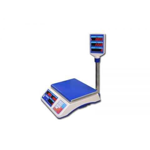 Весы торговые настольные электронные ВТНЕ-15Т2-1