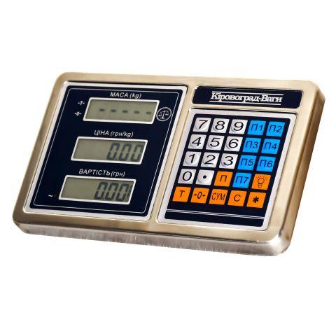 Ваги торгові електронні ВТНЕ-60ТК-5 (400*600)