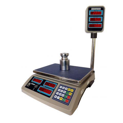 Весы торговые настольные электронные ВТНЕ/2-15Т2RS