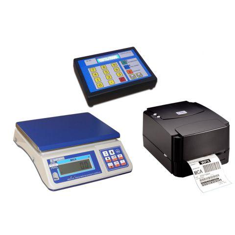 Блок керування принтером етикеток і вагами Fasprint (Ethernet)
