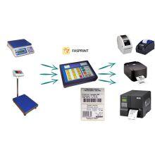 Блок керування принтером етикеток і вагами Fasprint (USB)