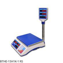 Ваги торгові настільні електронні ВТНЕ-15Т2-1 RS